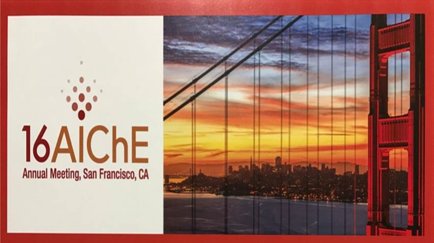 "Towards entry ""EVT at the AIChE Annual Meeting"""